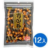 有田製果 海苔小卷(80g/包)X12包/箱