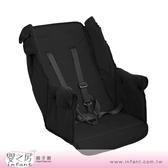 【嬰之房】Joovy Caboose Ultralight Graphite 雙人手推車第二座椅(黑)