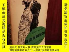 二手書博民逛書店Far罕見From the Madding Crowd 哈代《遠