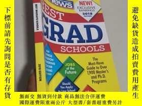 二手書博民逛書店U.S.News罕見WORLD REPORT BEST GRAD