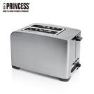 【現貨】荷蘭公主 142356 Princess 不鏽鋼多功能厚片烤麵包機【烤厚片、薄片、麵包、培果都適合】