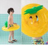 《VC0072》夏日風情~幼兒造型鳳梨泳圈 OrangeBear