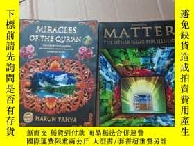 二手書博民逛書店MATTER罕見THE OTHER NAME FOR ILLUS
