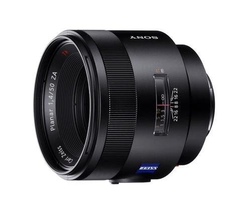 SONY 卡爾蔡司50mm F1.4 數位單眼相機鏡頭 SAL50F14Z