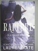 【書寶二手書T7/原文小說_CRI】Rapture_Kate, Lauren