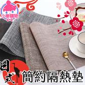 ✿現貨 快速出貨✿【小麥購物】日式簡約隔熱墊【Y043】 防燙碗墊 餐桌墊 防油防汙防滑 隔熱墊