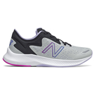 New Balance D 寬楦 女鞋 慢跑 輕量 緩震 網布 黑 灰【運動世界】WPESULM1