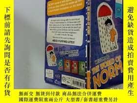 二手書博民逛書店Welcome罕見To The World Of Norm:歡迎來到規範的世界Y200392