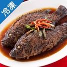 ★ 嚴選的鯽魚下鍋油炸,再佐以13種醬料開小火煨煮3小時至骨頭軟化。