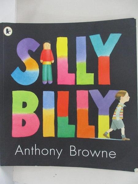 【書寶二手書T1/少年童書_EWA】Silly Billy_Anthony Browne