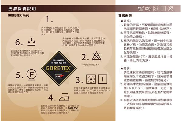 JORDON 橋登 男 GORE-TEX最新科技 手感軟 3層布+POLATEC刷毛二合一外套 1145
