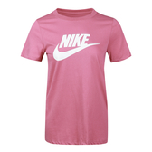NIKE服飾系列-NSW TEE ESSNTL ICON FUTUR 女款粉色運動短袖上衣-NO.BV6170614
