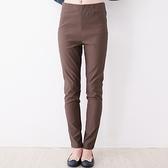 【中大尺碼】MIT激瘦刷毛長褲