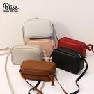 【新品到貨】極簡素色皮革小方包 側背包 ...