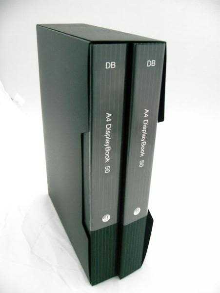 45折清倉100頁資料簿(2入)(附收納盒 ) 環保材質 非大陸製 T100 HFPWP 外銷精品
