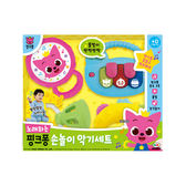 《 Pinkfong 》碰碰狐韓國原裝歡樂樂器組╭★ JOYBUS玩具百貨