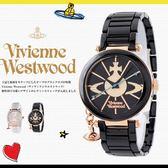 【人文行旅】Vivienne Westwood | VV067RSBK 英國時尚精品腕錶
