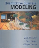 二手書博民逛書店 《Quantitative Business Modeling》 R2Y ISBN:032401600X│South-Western Pub