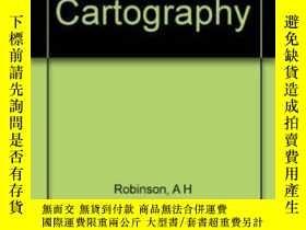 二手書博民逛書店Elements罕見Of CartographyY256260 Arthur Howard Robinson