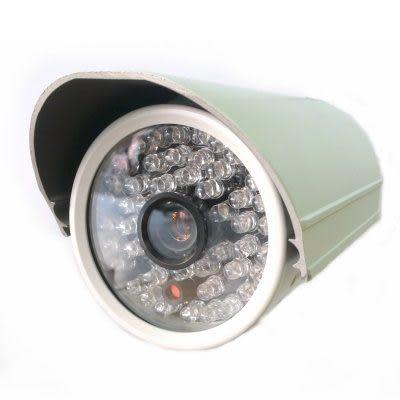 "【CHICHIAU】1/3"" SHARP 48燈紅外線夜視攝影機"
