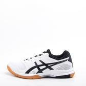 Asics  GEL-ROCKET 8 羽排球鞋-白/黑 女 B756Y-0190