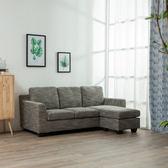 愜意舒適L型沙發-生活工場
