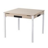 ~森可家居~樂天折疊麻將桌9GL770 3 多 餐桌木紋 北歐風MIT