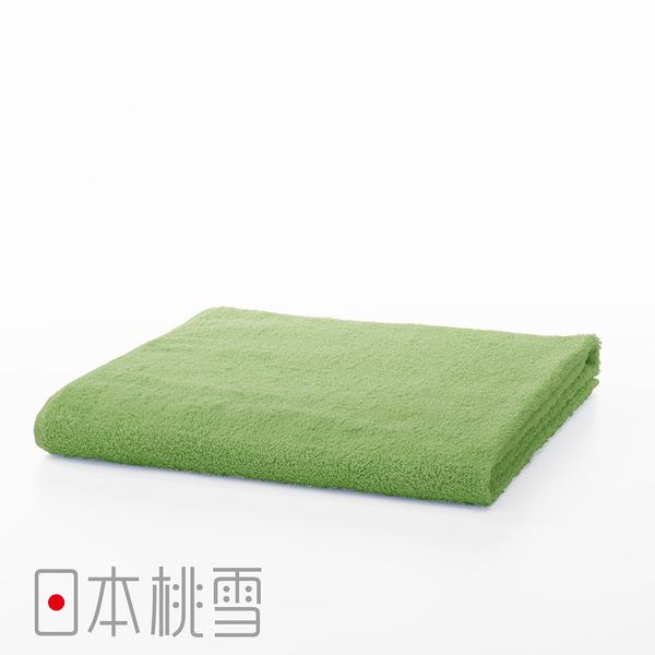 日本桃雪飯店大毛巾(抹茶綠) 鈴木太太