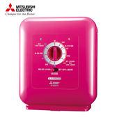 [MITSUBISHI 三菱]日本原裝 溫控烘被機-魅力紅 AD-E203TW