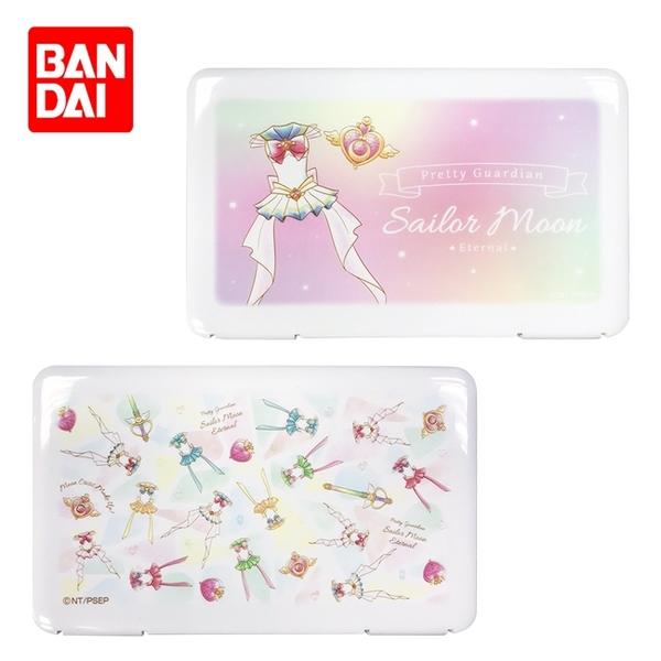 【日本正版】美少女戰士 口罩收納盒 抗菌口罩盒 口罩盒 收納盒 口罩收納 BANDAI 萬代 544721 544738