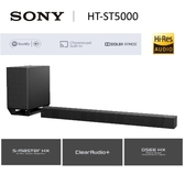 【夜間限定】SONY HT-ST5000 7.1.2 聲道家庭劇院 無線聲霸