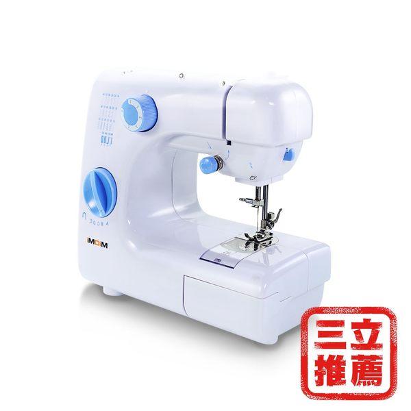 【MiOMi】電動輕巧多功能縫紉機-電電購