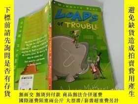 二手書博民逛書店Loads罕見of Trouble :過重的麻煩Y200392