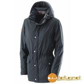 荒野 Wildland 女 PRIMALOFT 防水保暖外套『黑色』A22901