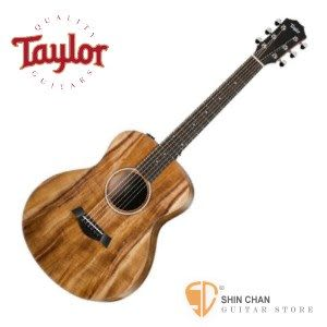 Taylor GS Mini -e 木吉他/可插電民謠吉他 KOA FLTD 限量 KOA gs mini taylor  電木吉他