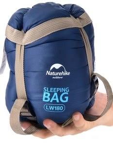 [協貿國際]   小號成人戶外露營超輕夏季薄款睡袋  (1入)