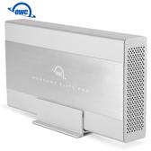 OWC Mercury Elite Pro U3+1394+eSATA三介面,3.5 吋 SATA 硬碟外接碟盒 ( OWCME3QHKIT0GB )
