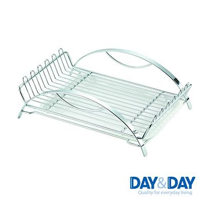 DAY&DAY 桌上型置物架(附滴水盤)