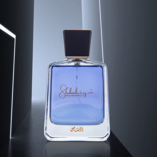 Rasas拉莎斯 Shuhah men榮耀小蒼蘭與皮革 氣質香水100ML