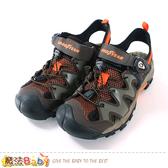 男鞋 護趾防撞可溯水專業運動涼鞋 魔法Baby