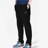 Nike Sportswear 男 黑 修身慢跑長褲 棉褲 運動 休閒褲 保暖 內刷毛 863761010
