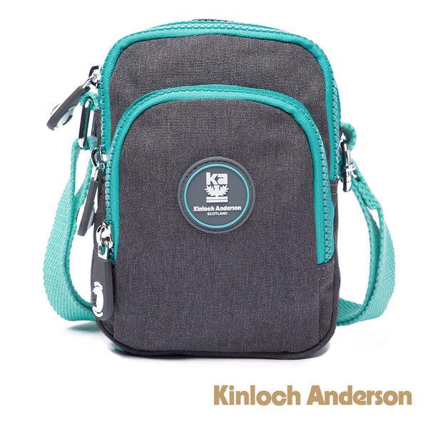 金安德森 OUTDOOR 防潑水小款側背包 綠色