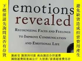 二手書博民逛書店Emotions罕見Revealed:Recognizing F