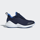 Adidas Fortarun AC K [AH2628] 大童鞋 運動 慢跑 休閒 緩震 舒適 透氣 愛迪達 深藍