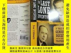 二手書博民逛書店(英文原版)The罕見Last Lone Inventor: A