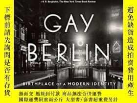 二手書博民逛書店Gay罕見BerlinY256260 Robert Beachy Vintage; Reprint Editi
