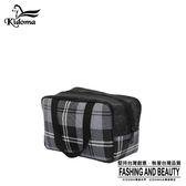 手提袋-編織餐袋-蘇格蘭灰-03A