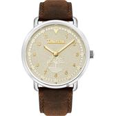 Timberland 天柏嵐 都會時尚大三針手錶-45mm TBL.15939JS/14