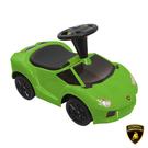 *【Lamborghini藍寶堅尼】兒童滑行車-綠-生活工場
