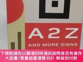 二手書博民逛書店A2Z罕見AND MORE SIGNS 標誌設計Y22565 pothenstein gooding Tham